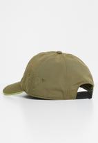 POLO - Mens aston contrast peep cap - green