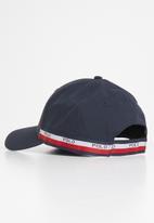 POLO - Mens arnold branded tape cap - navy