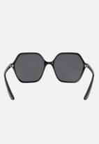 Vogue - Vogue irregular sunglasses - grey
