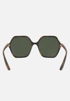 Vogue - Vogue irregular sunglasses - dark green