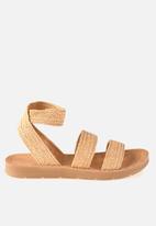 Superbalist - Kelli ankle strap - tan