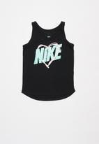 Nike - Nkg nsw knot tank - black