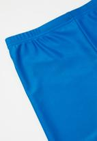 POP CANDY - Boys rashvest & shorts set - blue & navy