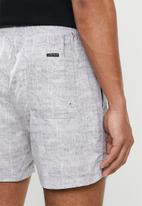 Factorie - Resort short - grey