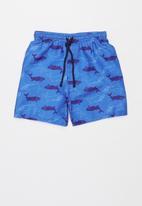 POP CANDY - Boys board shorts - blue