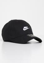 Nike - Nan futura curve brim cap - black