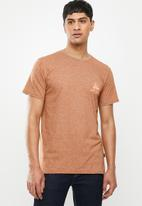 O'Neill - Skipper short sleeve tee - burnt orange