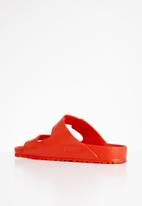 Birkenstock - Eva adults holiday brights regular fit - red
