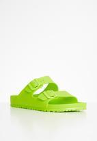 Birkenstock - Eva adults holiday brights regular fit - green