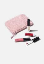 MAC - Fireworked Like a Charm Mini Lipglass Kit - Pink