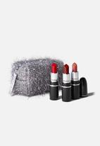 MAC - Fireworked Like a Charm Mini Lipstick Kit - Red