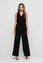 ONLY - Mina sleeveless jumpsuit - black