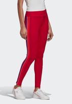 adidas Originals - Original foundation tights - red