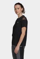 adidas Performance - Uc short sleeve tee - black