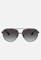 Emporio Armani - 0ea2096 60mm - gradient grey