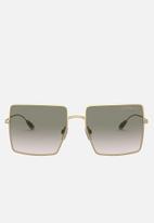 Emporio Armani - Emporio armani sunglasses square - gold