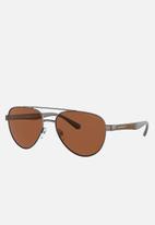 Emporio Armani - 0ea2105 59mm - brown