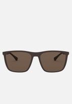 Emporio Armani - 0ea4150 59mm - brown
