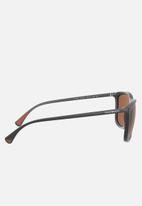 Emporio Armani - 0ea4155 57mm - brown