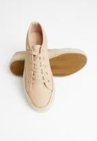 Plum - Zamia sneaker - pink