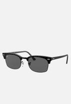 Ray-Ban - Clubmaster square 52mm - dark grey