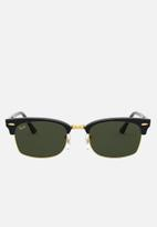Ray-Ban - Clubmaster square 52mm - g-15 - green & black