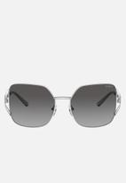 Vogue - Vogue pillow sunglasses - grey gradient