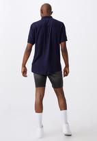 Factorie - Resort shirt - navy