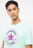 Converse - Chuck patch tee - blue