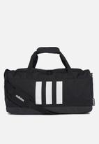adidas Originals - 3-Stripes duffle bag - black & white
