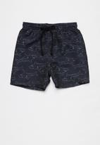 POP CANDY - Boys board shorts - black