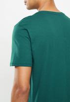 Billabong  - United short sleeve tee - dark teal