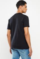 Billabong  - Team wave short sleeve tee - black