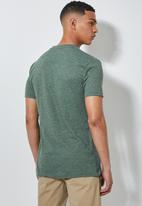 Superbalist - Conscious crew neck tee - green