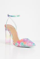 Call It Spring - Glamouriss heel - multi