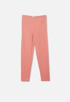 Free by Cotton On - Alex legging - pink