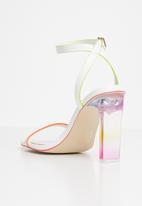 Call It Spring - Hayvenn heel - white