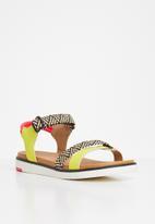 Call It Spring - Stiltia sandal - multi