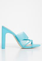 Call It Spring - Hoana heel - blue