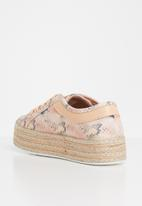 Call It Spring - Daiisy espadrille - pink