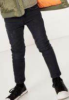 Cotton On - Ollie slim leg jean - black
