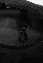 The North Face - Flyweight lumbar - asphalt grey & black