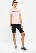 Champion - Legacy crew neck T-shirt - lilac