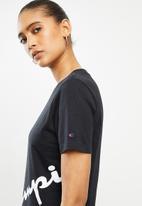 Champion - Rochester crew neck T-shirt - dark grey
