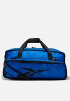 Reebok - Tech style grip bag - humble blue