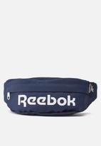 Reebok - Act core ll waistbag - vector navy / instinct red