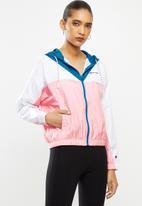 Champion - Rochester hooded full zip sweat top - multi