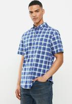 Nautica - Limoges plaid shirt - multi
