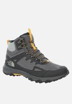 The North Face - Ultra FASTPACK IV Mid FUTURELIGHT - dark shadow grey / griffin grey