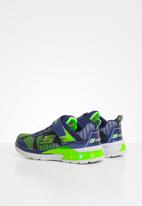 Skechers - Erupters ii- lava wave - navy lime